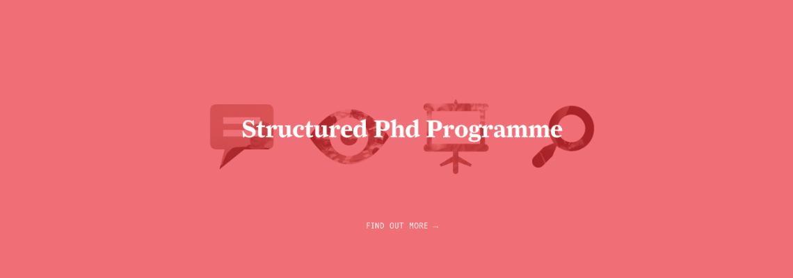 structuredphd
