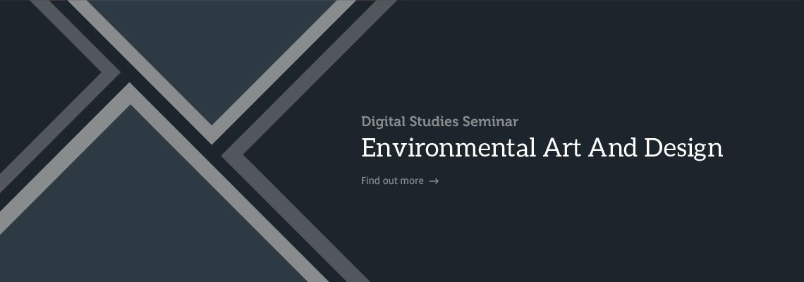Environmental Art and Design
